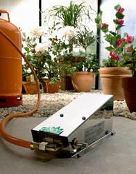 Bio-Botanical Research Mini Gewächshaus Heizung - für Frühbeete, Treibhäuser uvm.