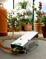 Bio-Botanical Research Mini Gewächshaus Heizung 300 - mit integrierter Thermosicherung