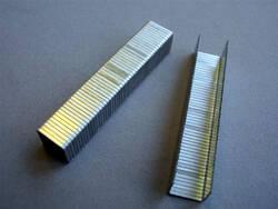 10 mm Flachdraht Tacker Klammern, 1000 Stück, 1,2 mm