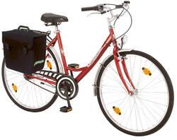 Fahrrad Seitentasche anstatt Fahrradkorb, abnehmbar
