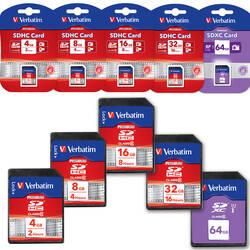 verbatim 32 GB SD Speicherkarte