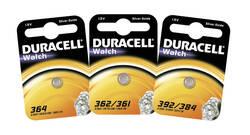 Duracell 357/ SR44 - Silberoxid