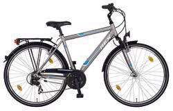 Rex Moto Herren Alu - Trekking Fahrrad 28 Zoll RTK 400 51109-3111