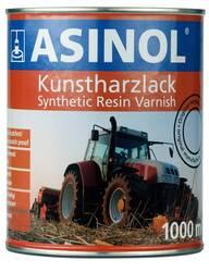 Asinol Traktor und Landmaschinen Reparaturfarbe - Typ Liebherr, gelb 92216