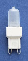 G9 Hochvolt Halogenlampen 25 bis 40 Watt klar und matt
