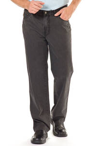 5-Pocket-Stretch Jeans, marine, in verschiedenen Gr��en
