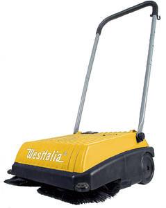 Westfalia UK Electric Domestic Sweeper