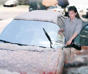 maverick windscreen wipers staying on