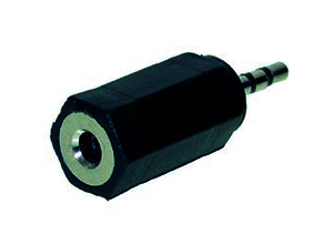 Adapter for 3.5mm to 2.5mm jack 7252