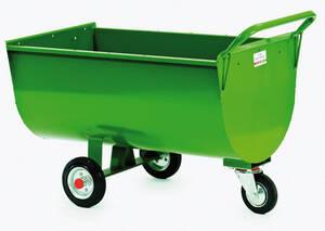 Futterwagen Modell 400 LL mit Luftbereifung